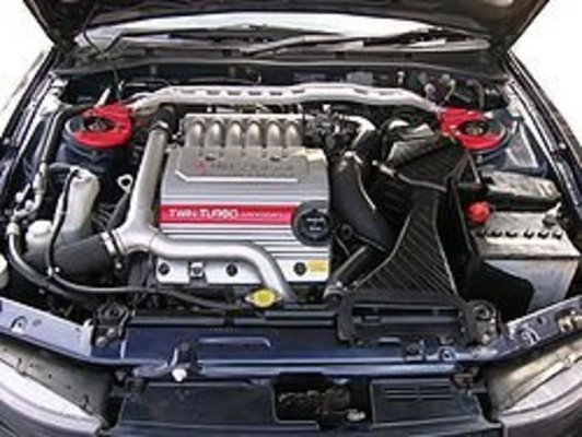Product picture Mitsubishi 6A1 6A12 6A13 Galant Diamante Engine Service Manual Repair Overhaul workshop - V6 ENGINE POPULAR SWAP CHOICE