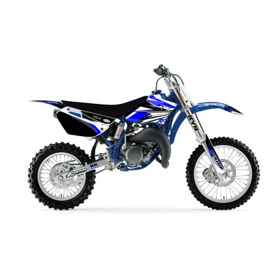 Product picture YAMAHA YZ85 YZ 85 2010 MODEL OWNER MANUAL