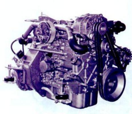 Product picture MITSUBISHI SL series engine WORKSHOP SERVICE MANUAL